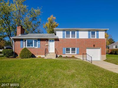 Hunt Valley, Lutherville Timonium Single Family Home For Sale: 129 Hollow Brook Road