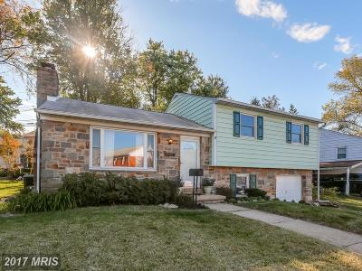 Rosedale, Towson Single Family Home For Sale: 205 Garden Road