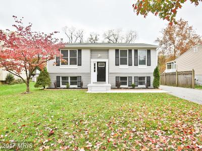 Hunt Valley, Lutherville Timonium Single Family Home For Sale: 111 Washington Street