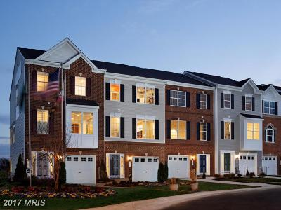 Dundalk Townhouse For Sale: 7648 Town View Drive