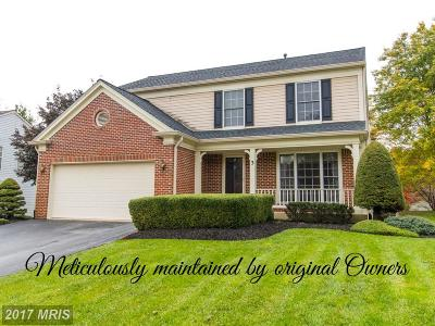 Owings Mills Single Family Home For Sale: 3 Ambling Way Court