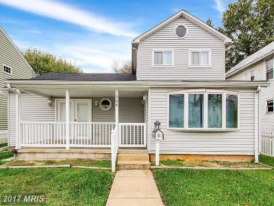 Baltimore Single Family Home For Sale: 304 George Avenue