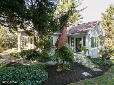 Baltimore Single Family Home For Sale: 1502 Berwick Road