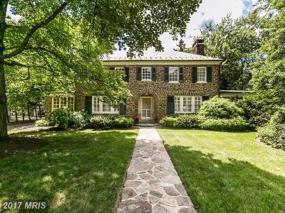 Baltimore Single Family Home For Sale: 6306 Blenheim Road