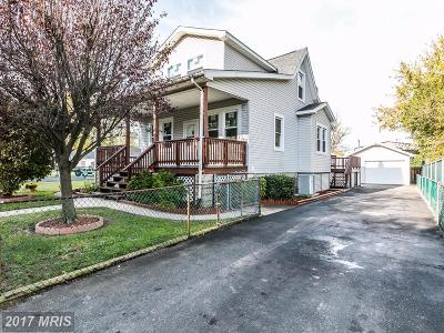 Baltimore Single Family Home For Sale: 9308 Howard Avenue