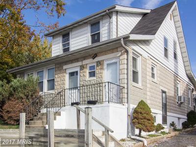Nottingham Multi Family Home For Sale: 4120 Taylor Avenue