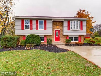 Baltimore Single Family Home For Sale: 6433 Craigmont Road