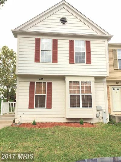 Owings Mills MD Rental For Rent: $1,795