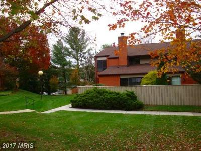 Hunt Valley, Lutherville Timonium Townhouse For Sale: 10 Stream Run Court