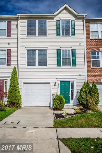 Baltimore Townhouse For Sale: 9856 Decatur Road