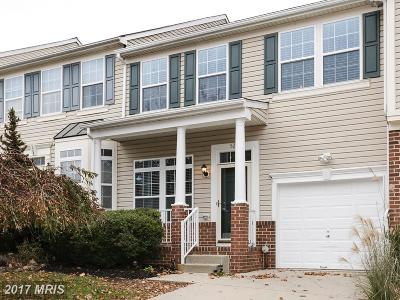 Hunt Valley, Lutherville Timonium Townhouse For Sale: 522 Limerick Circle