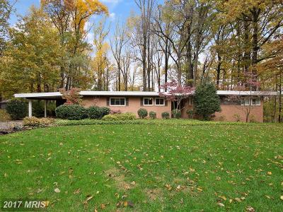 Baltimore Single Family Home For Sale: 8208 Cranwood Court