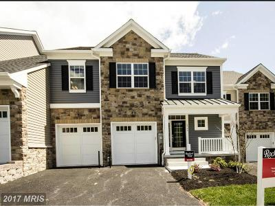 Baltimore Townhouse For Sale: 6709 Fairford Lane