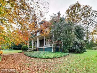 Hunt Valley, Lutherville Timonium Single Family Home For Sale: 207 Morris Avenue