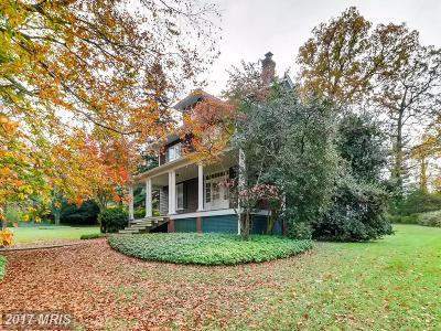Lutherville, Lutherville Timonium, Lutherville-timonium, Timonium Single Family Home For Sale: 207 Morris Avenue