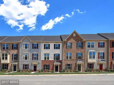 Baltimore Townhouse For Sale: 804 Foxleigh Way