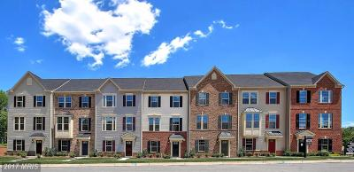 Baltimore Townhouse For Sale: 806 Foxleigh Way