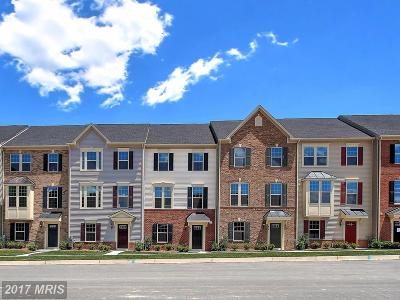 Baltimore Townhouse For Sale: 808 Foxleigh Way