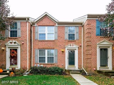 Owings Mills Townhouse For Sale: 3 Milkwood Court