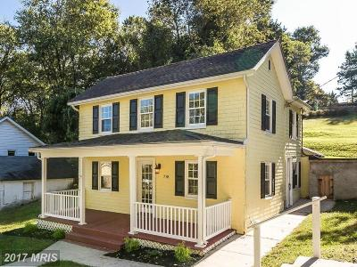 Catonsville Single Family Home For Sale: 718 Hollow Road