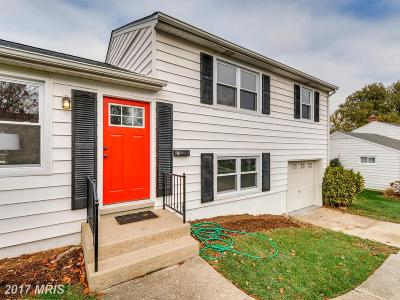 Hunt Valley, Lutherville Timonium Single Family Home For Sale: 6 Felton Road