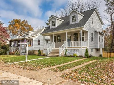 Baltimore Single Family Home For Sale: 65 Edmondson Ridge Road