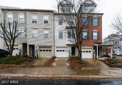 Owings Mills Townhouse For Sale: 210 Toddson Lane