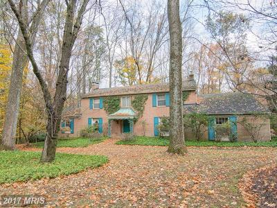 Baltimore Single Family Home For Sale: 11 Glencliffe Court