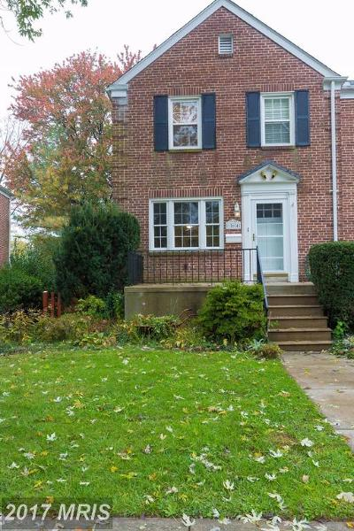 Baltimore Rental For Rent: 164 Stanmore Road