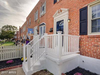 Baltimore Rental For Rent: 8638 Oak Road