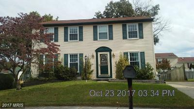Baltimore Single Family Home For Sale: 9 Old Maple Court