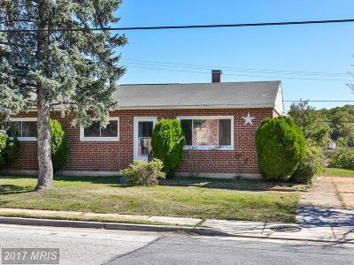 Baltimore Rental For Rent: 3731 Washington Avenue