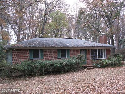 Reisterstown Single Family Home For Sale: 1014 Berrymans Lane