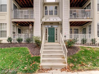 Baltimore Condo For Sale: 8005 Township Drive #104
