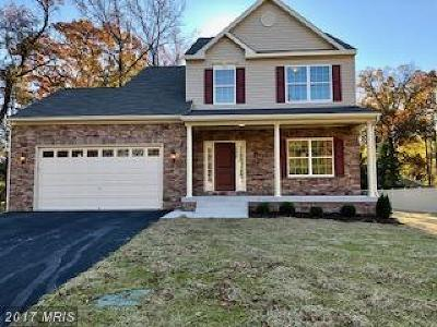 Baltimore Single Family Home For Sale: 3623 Red Rose Farm Road