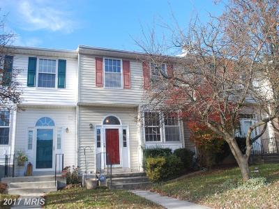 Owings Mills Townhouse For Sale: 22 Samantha Court
