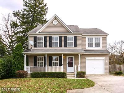 Reisterstown Single Family Home For Sale: 50 Hanover Road
