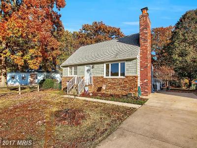 Baltimore Single Family Home For Sale: 969 Homberg Avenue
