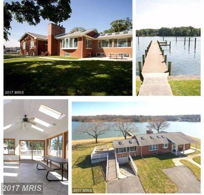 Baltimore Single Family Home For Sale: 340 Miles Road