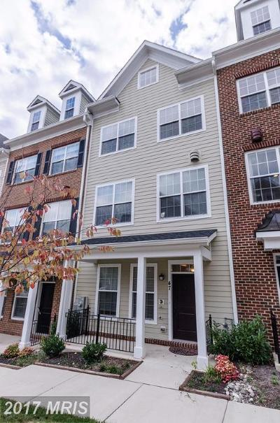 Baltimore Rental For Rent: 47 Linden Place