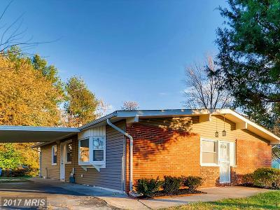 Randallstown MD Single Family Home For Sale: $250,000
