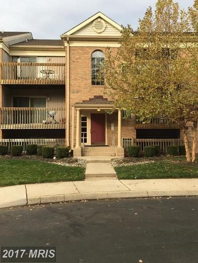 Baltimore Condo For Sale: 4 Banyan Wood Court #102