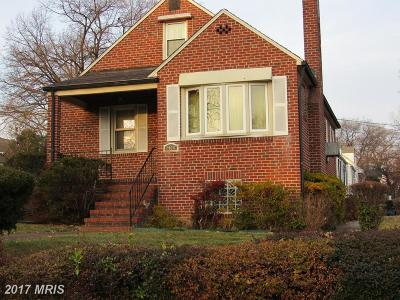 Baltimore Single Family Home For Sale: 2906 Church Road