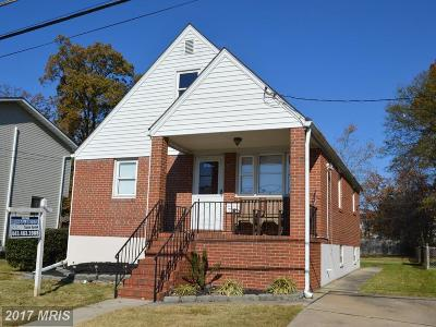 Baltimore Single Family Home For Sale: 8003 Highpoint Road