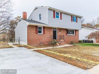 Randallstown Single Family Home For Sale: 8517 Lucerne Road