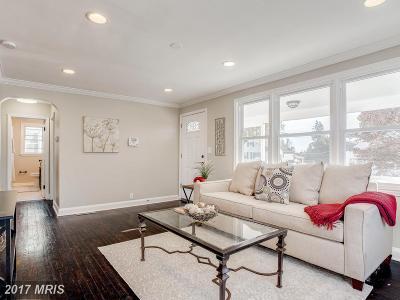 Baltimore Single Family Home For Sale: 2816 Michigan Avenue
