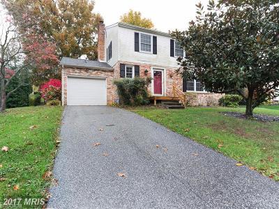 Baltimore Single Family Home For Sale: 10859 Sandringham Road
