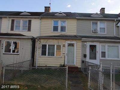 Townhouse For Sale: 271 St Helena Avenue