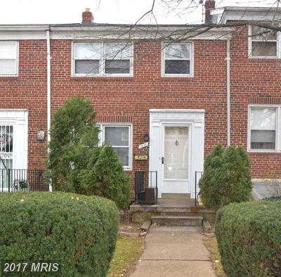Townhouse For Sale: 1431 Langford Road