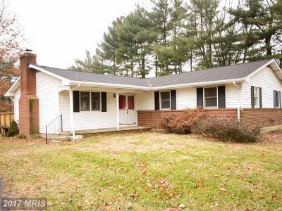Baltimore Single Family Home For Sale: 15004 La Vale Road